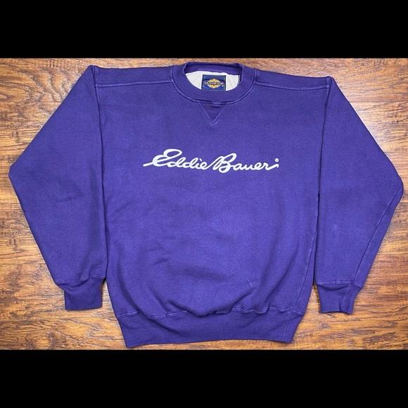 Vintage Eddie Bauer sweatshirt